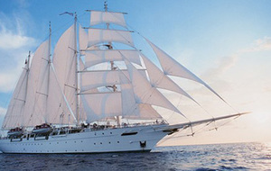 Star Clippers - Set Sail around the Northern Cyclades