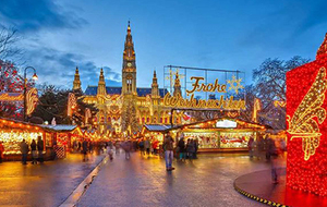 Magical Christmas Markets with AmaWaterways