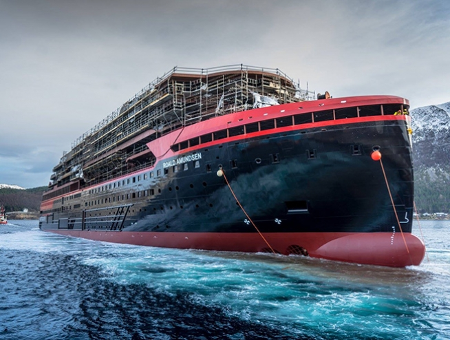 Cannon Travel's passion for exploring just got even bigger thanks to Hurtigruten!